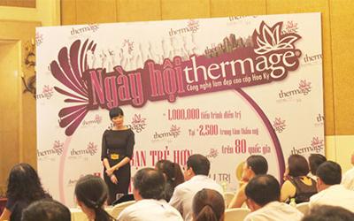 Ngày hội Thermage - Công nghệ làm đẹp cao cấp từ Hoa Kỳ