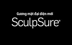 Gương mặt đại diện mới cho Sculpsure